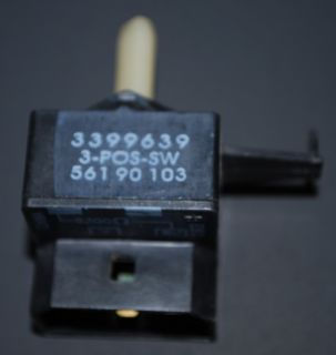 Kenmore Whirlpool Dryer Cycle Switch 3399639 3396013 30 Days Warranty