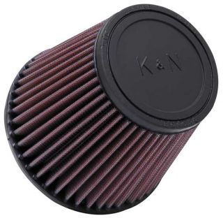 K N Universal 3'' Inlet Air Intake Cone Filter 76mm RU 3580 Car Truck SUV