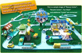 Robocar Poli Rescue Center Play Set series Korean Animation TO09
