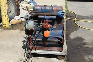 Ford Industrial Engine 172CI Tractor 800 801 600 601 700 Rotomist Wood Chipper