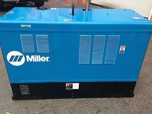 Miller Big Blue 402P DC Welder Generator 903706 Wperkins Diesel Engine