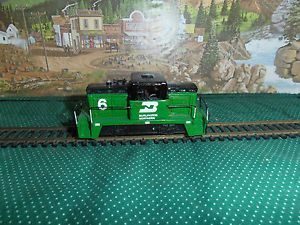 HO Scale Burlington Northern Switcher Engine RD 6 Diesel Train Engine