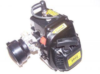 HY 30cc Fuelie Giant 1 4 1 5 Scale Gasoline Engine Flywheel Clutch WCM 5B