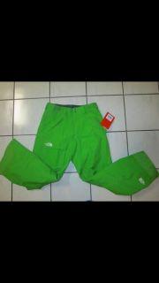The North Face Freedom Hyvent Man Green Ski Pants Sz XL New $140