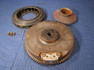 8HP Kohler M8 Engine Flywheel Troy Bilt Magnum Rototiller Roto Tiller M8ST