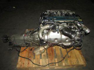 JDM Toyota 2jz GTE vvti Engine Aristo Supra Lexus GS300 Engine Auto Trans