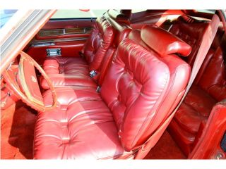 1978 Cadillac Eldorado Biarritz RARE Barn Find Low Miles Extra Clean No Reserve