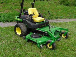 John Deere 777 72 Zero Turn Commercial Ztrak Lawn Mower