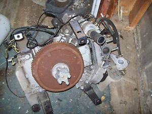 John Deere 425 Kawasaki FD620D Engine Flywheel