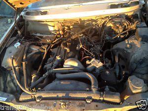 1984 Mercedes OM617 Turbo Diesel 235K Runs Good W123 300D 300CD Engine Motor