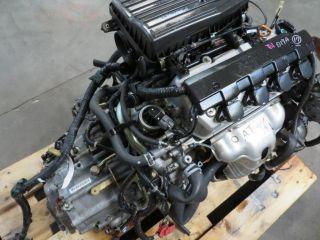 2001 2005 Honda Civic 1 7L vtec SOHC Engine JDM Honda D17A2 Engine Transmission