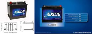 Exide 26 60 Battery Std Automotive