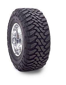 4 Tires Toyo 33x12 50R20 Mud Terrain Truck Tires 33125020 Off Road