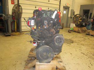 Good Used 1984 Cummins Big Cam III Diesel Engine ESN 11146623 CPL 0891 400HP