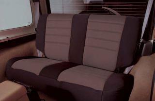 2003 06 Jeep Wrangler Neoprene Front Rear Seat Covers