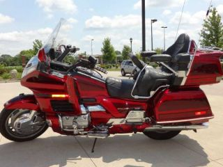 1999 Honda Gold Wing SE