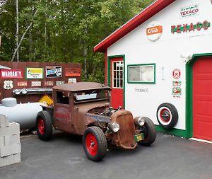 1925 Dodge Pick Up Ratrod Hot Rod Sedan Rat Rod Flathead Powered