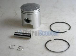 Piston Kit 2 Stroke Scooter 47mm 70cc 12mm Pin Yamaha Jog Performance Kit 2 Ring