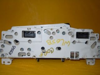 02 03 04 Ford F150 Speedometer Instrument Cluster Dash Panel Gauges 85 627