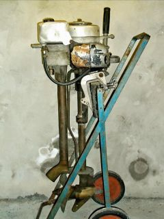1936 Evinrude 4 HP Fisherman Outboard Boat Motor Engine Johnson Evinrude 9 9 15