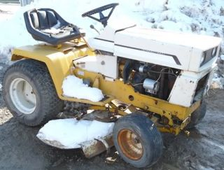 Cub Cadet 1450 Tractor 3 Point Hitch