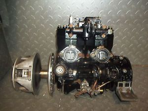 1996 Arctic Cat Powder Special 580 Ext Motor Engine w Primary Clutch