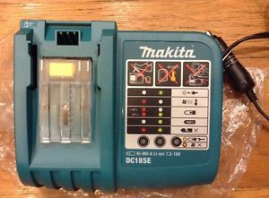 Makita DC18SE 12V Car Automotive Battery Charger for 18volt BL1830 $$$Ave Here