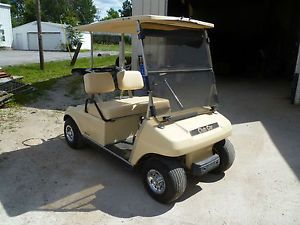 Golf Cart Club Car Electric Battery Operated Recreational Vehicle