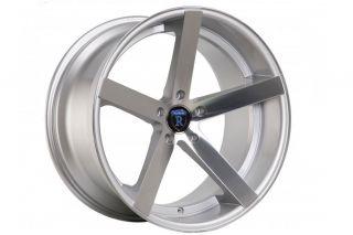 "20"" Mercedes W211 E320 E350 E500 E550 E55 Rohana RC22 Concave Silver Wheels Rims"