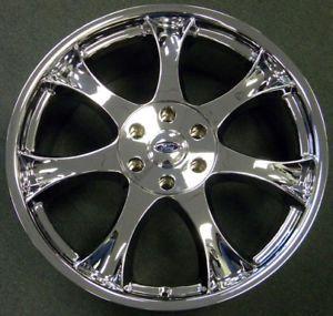 "22"" Chrome Factory Lincoln Navigator Roush Ford F150 Limited Wheels Rims"
