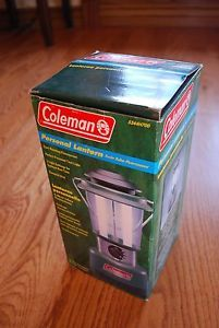 Coleman Lantern Personal Battery Powered with Twin Fluorescent Lights with Box