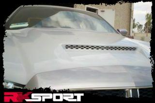 New Rksport Dodge Charger RAM Air Hood Only Fiberglass Car Body Kit 24013000