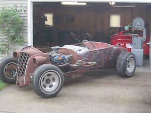 1927 Ford Roadster Hot Rod Rat Rod Project