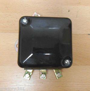 Standard VR 217 Voltage Regulator 6 Volt Positive Ground
