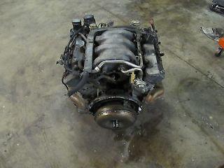 Mercedes Benz ML320 Engine