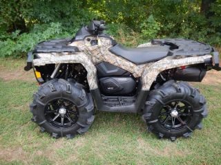 2013 Can Am Outlander 1000 XT Used ATV Quad 4 Wheeler Clear Title Free PU