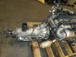 JDM Toyota 2jz Gtte vvti Engine Aristo Supra Lexus ES300 GS300 Igniter MAF