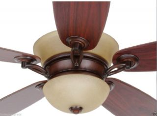 ... Bay Minorca 52in Indoor Ceiling Fan w Remote Control Light 434071