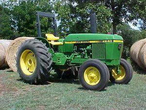 John Deere 2640 Diesel Tractor