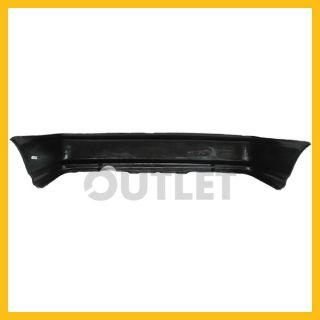 96 98 Honda Civic Coupe Sedan Rear Bumper Cover Assembly Replacement 2dr 4DR New