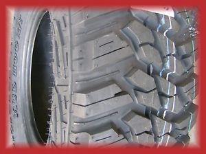 4 New Lt 315 75 16 inch Summit Mud Hog Truck Tires 3157516 75R16 R16 8 Ply M T