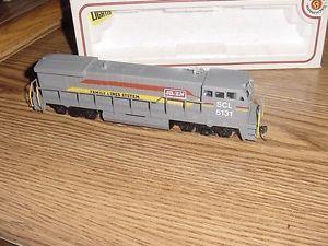 HO Train Engine Bachmann GE BQ23 7 Family Lines 41 650 23