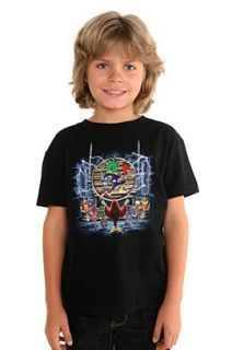 Insane Clown Posse Frankenstein Hatchetman Kids T Shirt