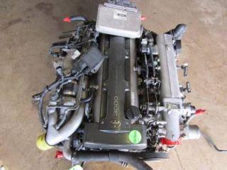 JDM Toyota Aristo Supra 2JZGTE Engine Auto Transmission 2jz GTE Twinturbo 3 0L