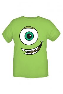 Disney Monsters, Inc. I Am Mike T Shirt