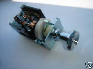 Mopar 64 Sport Fury Headlight Switch Assembly New