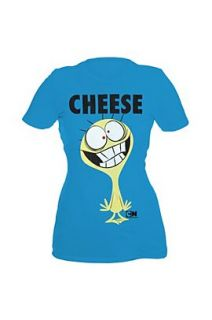Fosters Home For Imaginary Friends Cheesy Smile Girls T Shirt
