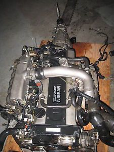 94 98 Nissan Skyline r33 240sx 180sx RB25DET Engine Only JDM RB25DET Engine Only