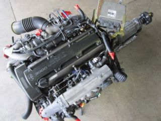 JDM 93 97 Toyota Aristo 2jz GTE Engine Auto Trans 2jz Turbo Lexus GS300 Supra