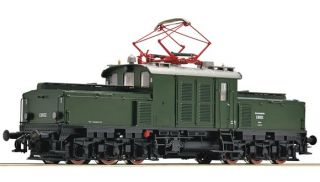Roco 72376 H0 Electical Locomotive Charger Locomotive E80 Green DB EP 3